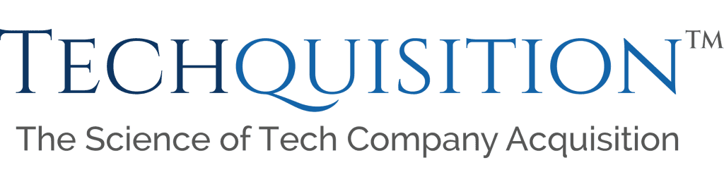 Techquisition Brand Logo